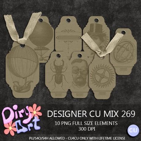 Designer CU Mix 269