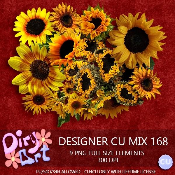 Designer CU Mix 168