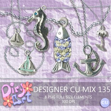 Designer CU Mix 135