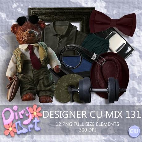 Designer CU Mix 131