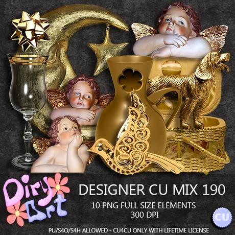 Designer CU Mix 190