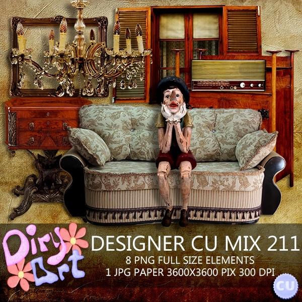 Designer CU Mix 211