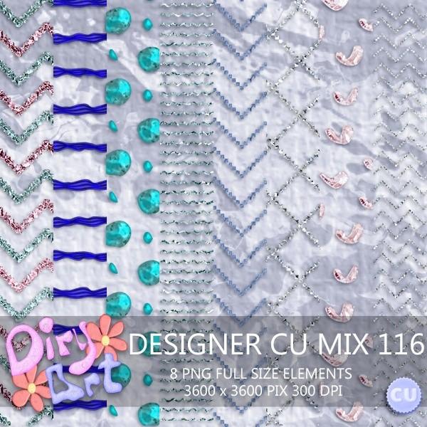 Designer CU Mix 116
