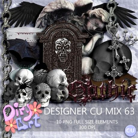 Designer CU Mix 63