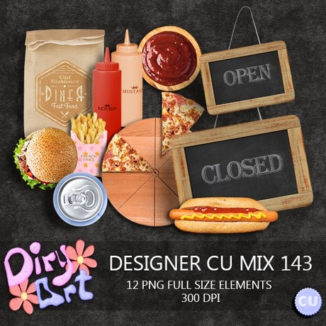 Designer CU Mix 143