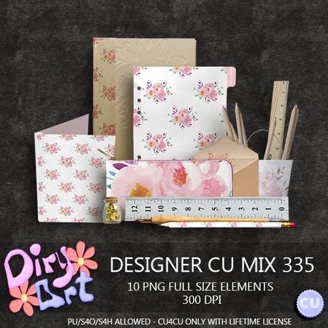 Designer CU Mix 335