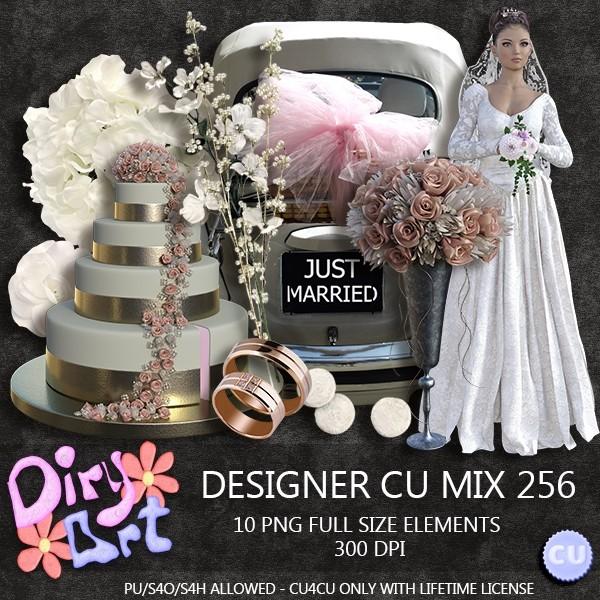 Designer CU Mix 256