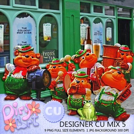 Designer CU Mix 5