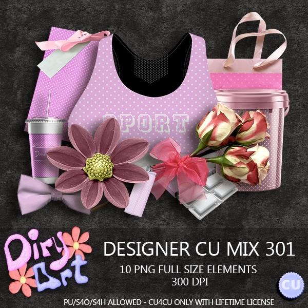 Designer CU Mix 301