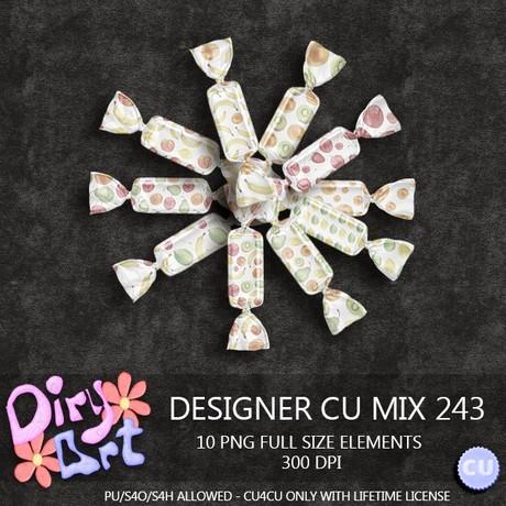 Designer CU Mix 243