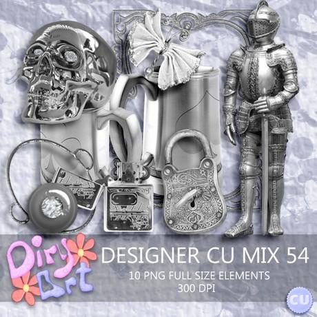 Designer CU Mix 54