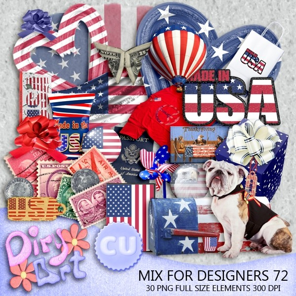 * Mix For Designers 72 *