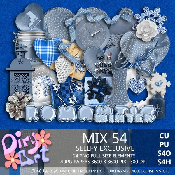 Exclusive Mix 54