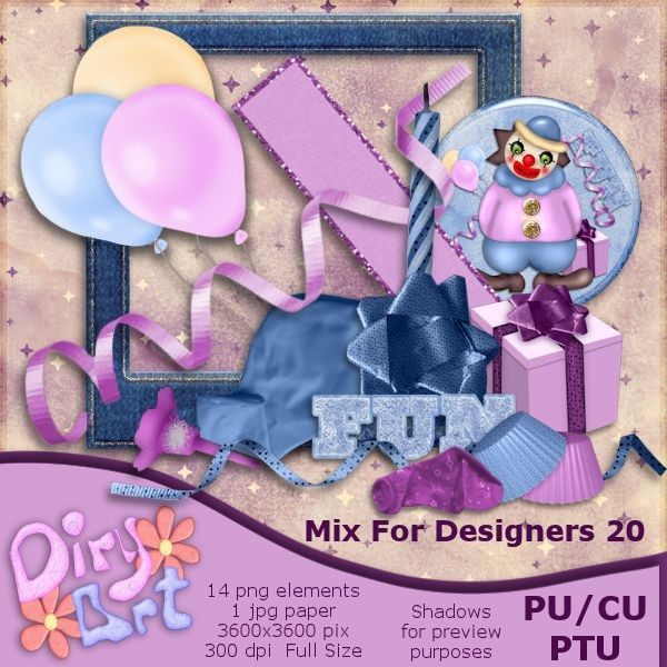 * Mix For Designers 20 *