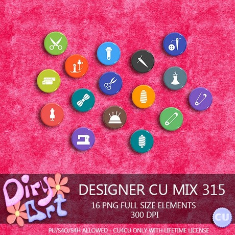 Designer CU Mix 315
