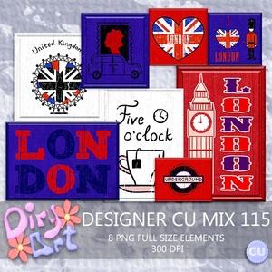 Designer CU Mix 115