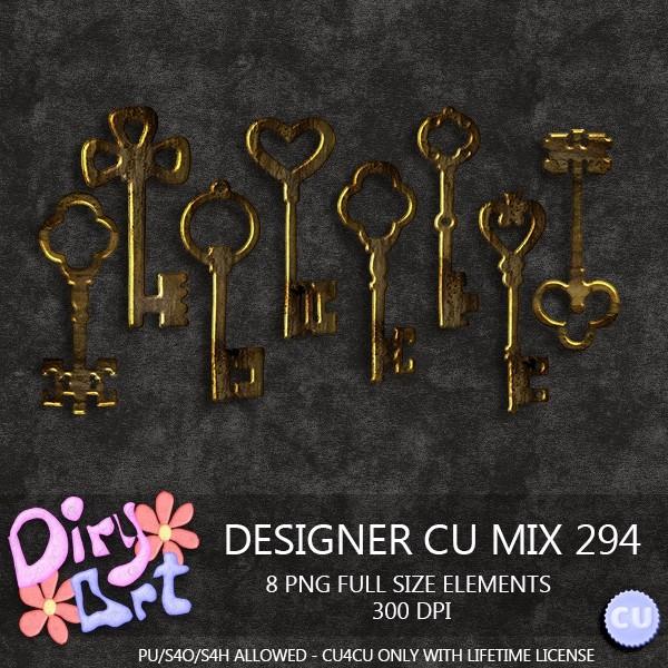 Designer CU Mix 294
