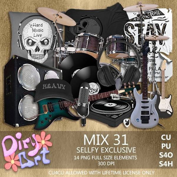 Exclusive Mix 31
