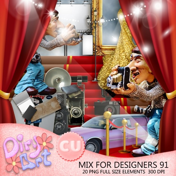 Mix for Designers 91