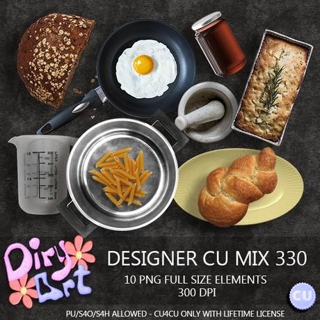 Designer CU Mix 330
