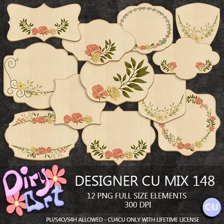 Designer CU Mix 148