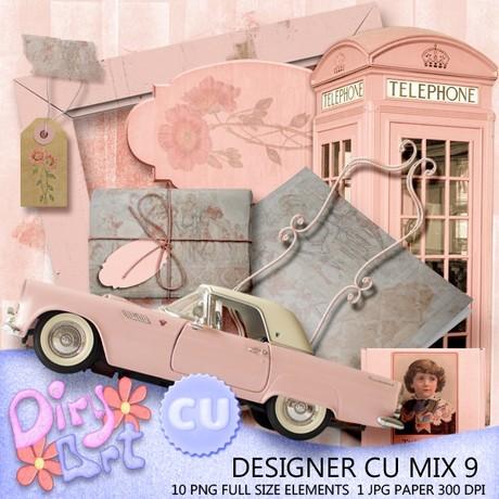 Designer CU Mix 9