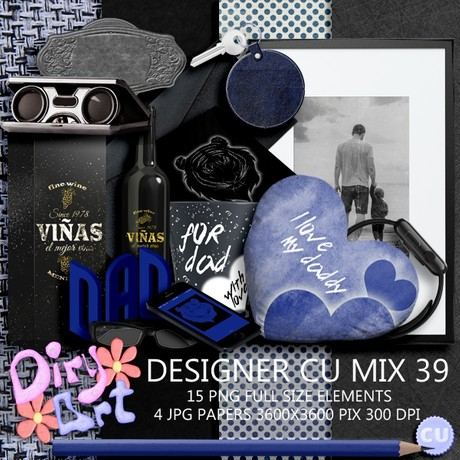 Designer CU Mix 39