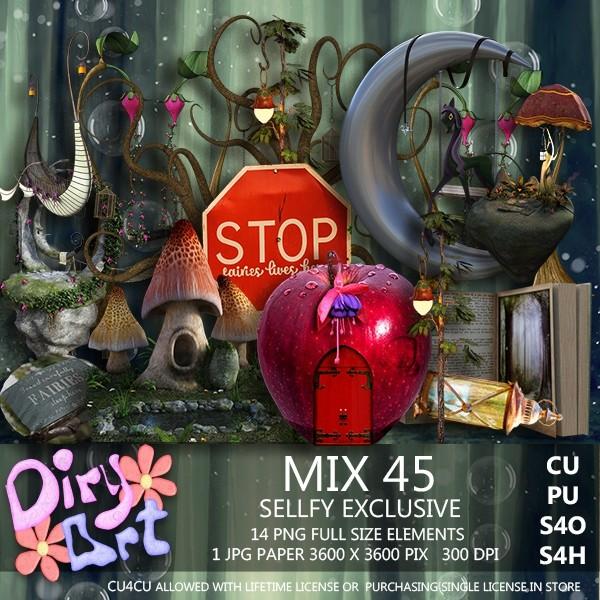 Exclusive Mix 45