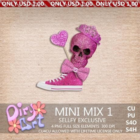Mini Mix 1 - Exclusive