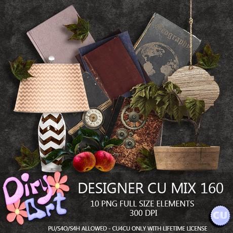 Designer CU Mix 160
