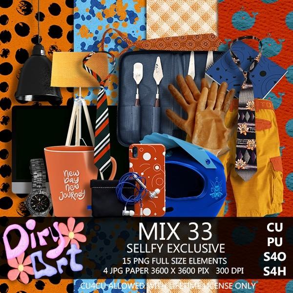 Exclusive Mix 33