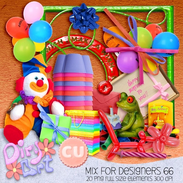 Mix for Designers 66