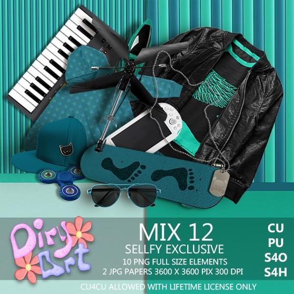 Exclusive Mix 12