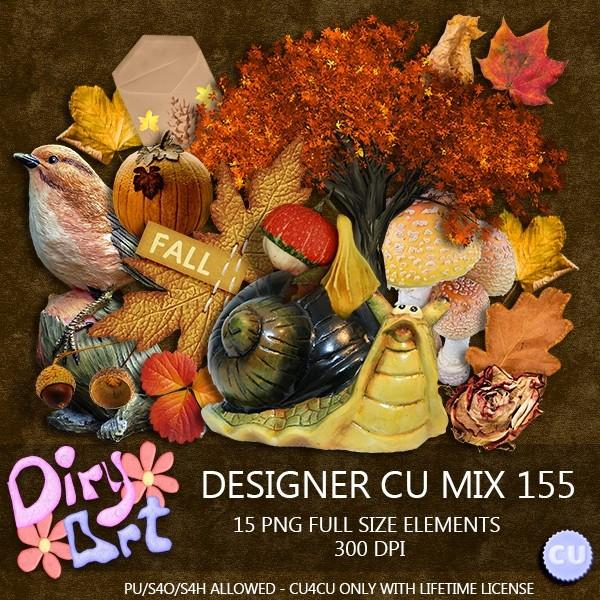 Designer CU Mix 155