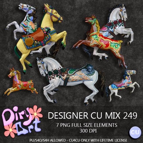 Designer CU Mix 249