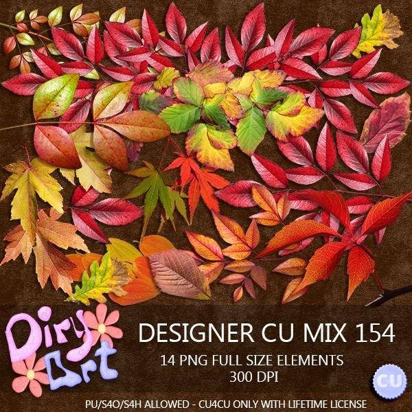 Designer CU Mix 154