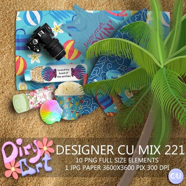 Designer CU Mix 221