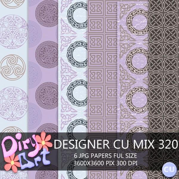 Designer CU Mix 320