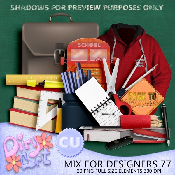 Mix for Designers 77