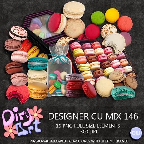 Designer CU Mix 146