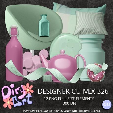 Designer CU Mix 326