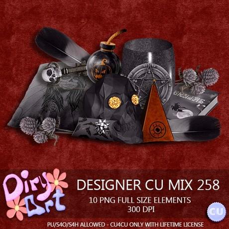 Designer CU Mix 258