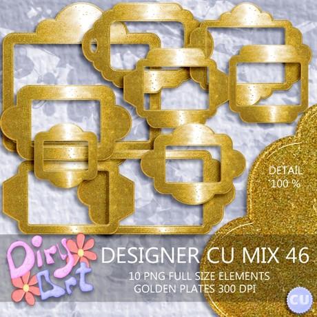 Designer CU Mix 46