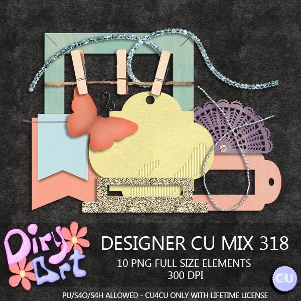 Designer CU Mix 318