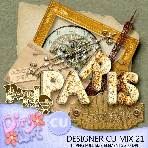 Designer CU Mix 21