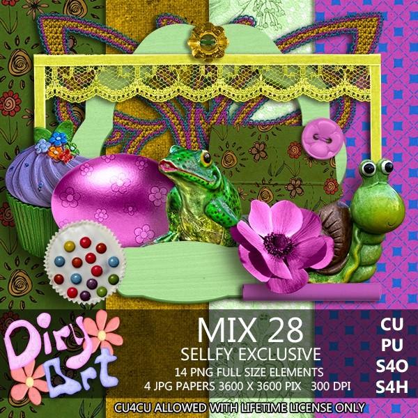 Exclusive Mix 28