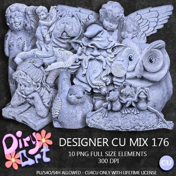 Designer CU Mix 176