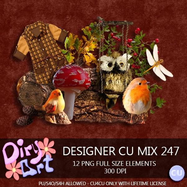 Designer CU Mix 247