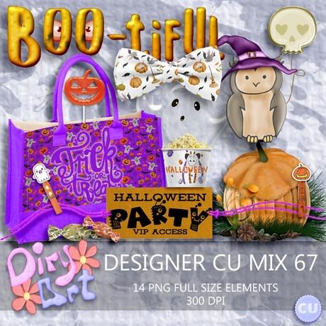 Designer CU Mix 67