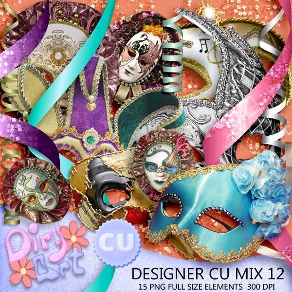 Designer CU Mix 12